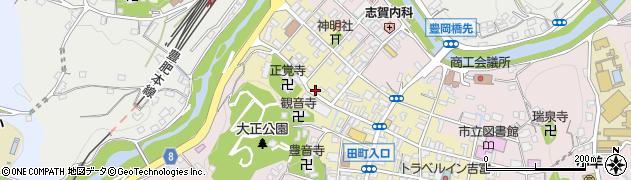 大分県竹田市竹田町1791周辺の地図