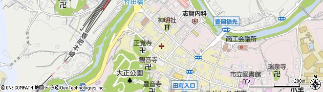 大分県竹田市竹田町1793周辺の地図