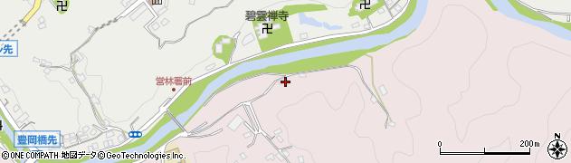 大分県竹田市竹田2720周辺の地図