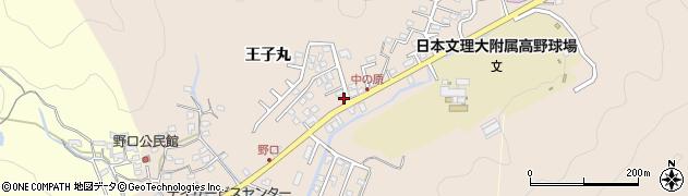 大分県佐伯市鶴望3485周辺の地図