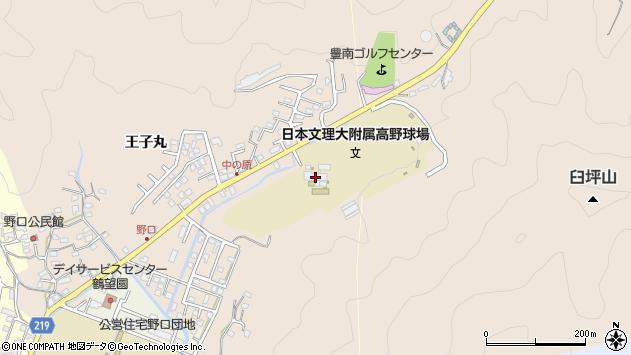 大分県佐伯市鶴望4253周辺の地図