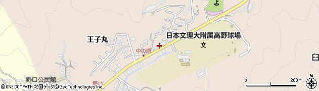 大分県佐伯市鶴望3506周辺の地図