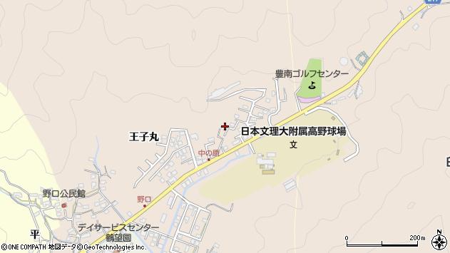 大分県佐伯市鶴望3510周辺の地図