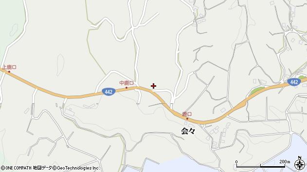 大分県竹田市会々4719周辺の地図