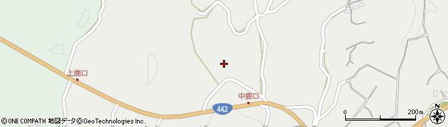 大分県竹田市会々4771周辺の地図