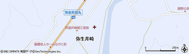 大分県佐伯市弥生大字井崎1055周辺の地図
