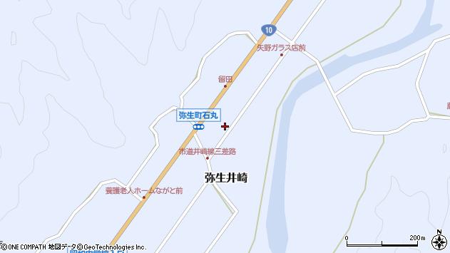 大分県佐伯市弥生大字井崎999周辺の地図