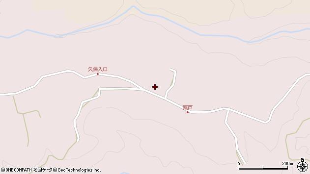大分県竹田市久保421周辺の地図
