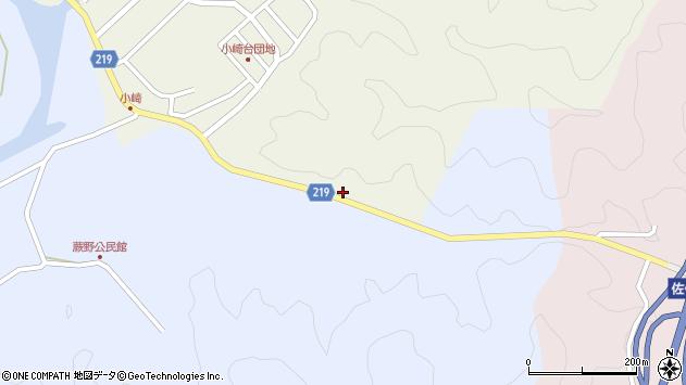 大分県佐伯市弥生大字井崎40周辺の地図