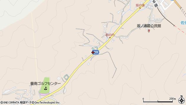大分県佐伯市鶴望4362周辺の地図