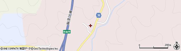 大分県佐伯市上岡2759周辺の地図