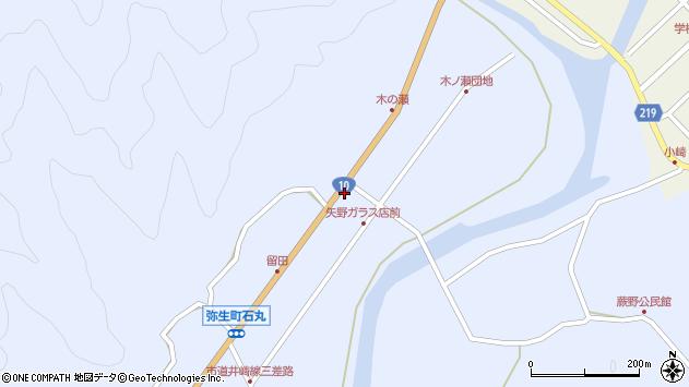 大分県佐伯市弥生大字井崎1695周辺の地図