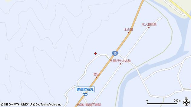 大分県佐伯市弥生大字井崎2020周辺の地図