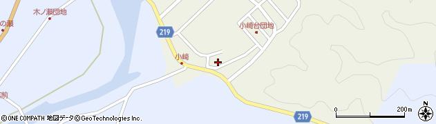 大分県佐伯市弥生大字大坂本338周辺の地図