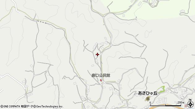 大分県竹田市会々4190周辺の地図