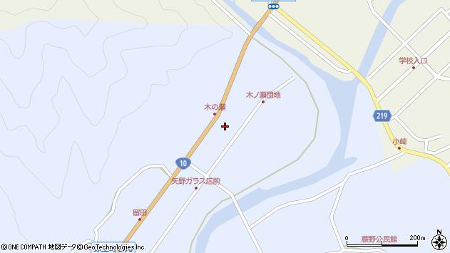 大分県佐伯市弥生大字井崎1880周辺の地図