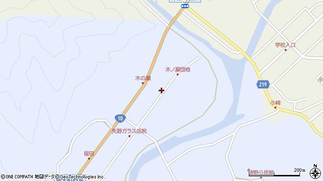 大分県佐伯市弥生大字井崎1549周辺の地図