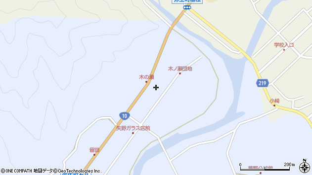 大分県佐伯市弥生大字井崎1544周辺の地図