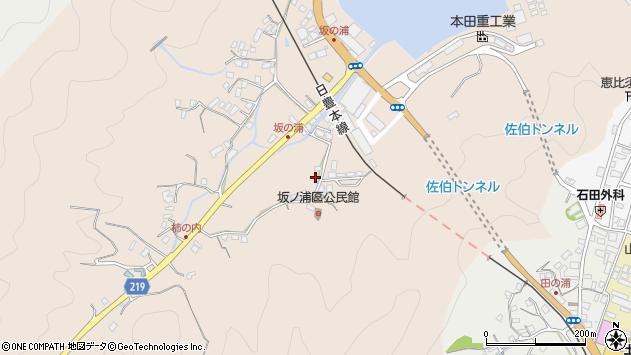 大分県佐伯市鶴望4483周辺の地図