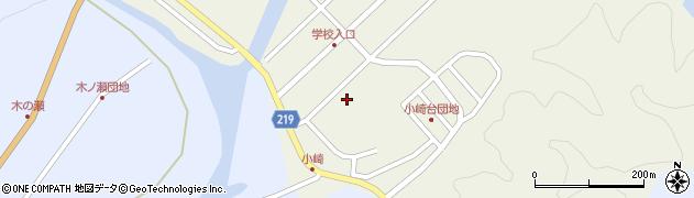大分県佐伯市弥生大字大坂本387周辺の地図