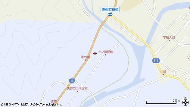 大分県佐伯市弥生大字井崎1852周辺の地図