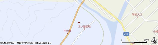 大分県佐伯市弥生大字井崎1828周辺の地図