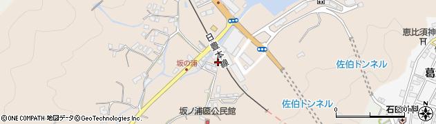 大分県佐伯市鶴望4966周辺の地図