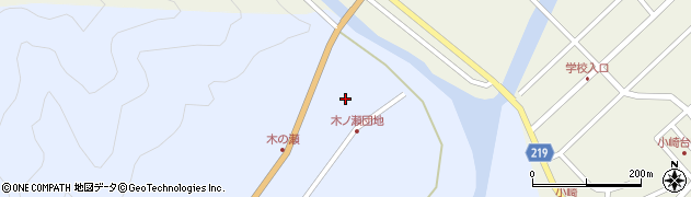 大分県佐伯市弥生大字井崎1829周辺の地図