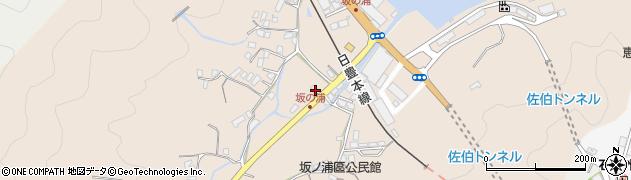 大分県佐伯市鶴望4602周辺の地図