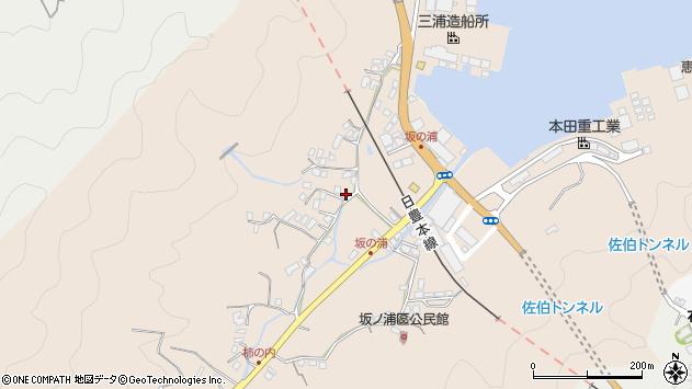 大分県佐伯市鶴望4692周辺の地図