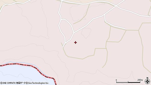 大分県竹田市久保1436周辺の地図