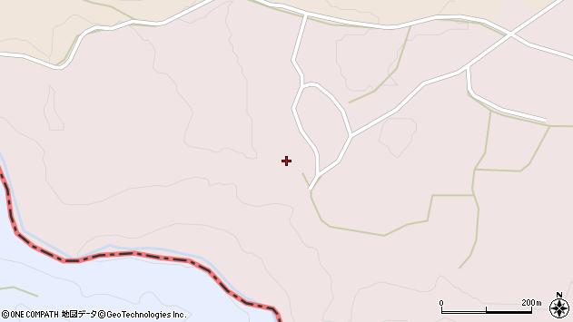 大分県竹田市久保1472周辺の地図