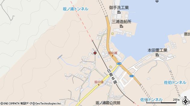 大分県佐伯市鶴望4710周辺の地図