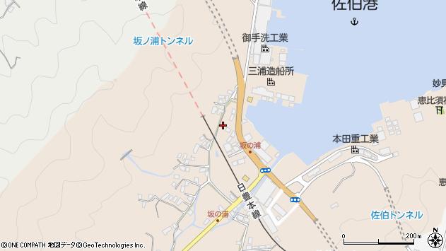 大分県佐伯市鶴望4938周辺の地図