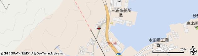 大分県佐伯市鶴望4765周辺の地図