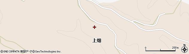 大分県竹田市上畑499周辺の地図