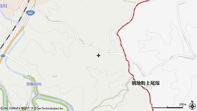 大分県竹田市挟田2131周辺の地図