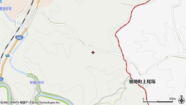 大分県竹田市挟田2151周辺の地図