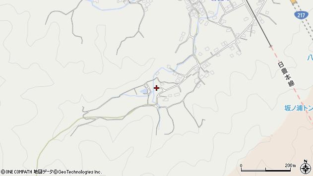 大分県佐伯市海崎660周辺の地図