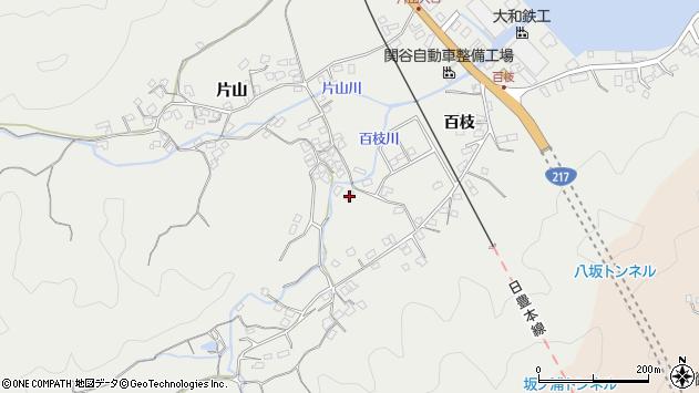 大分県佐伯市海崎773周辺の地図