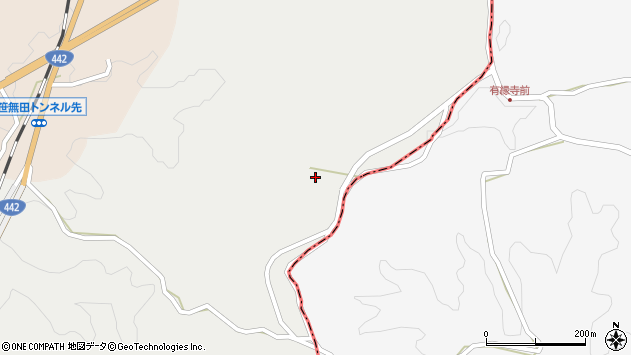 大分県竹田市挟田2446周辺の地図