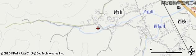 大分県佐伯市海崎1094周辺の地図