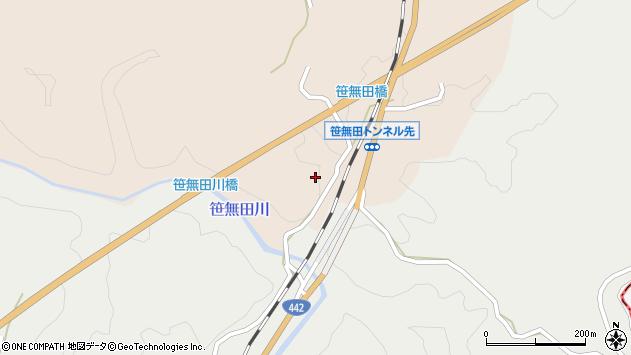 大分県竹田市三宅1867周辺の地図