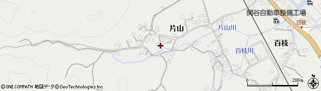 大分県佐伯市海崎1090周辺の地図