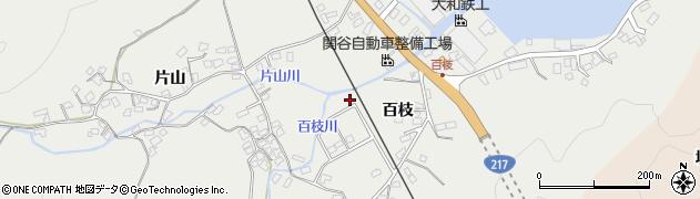 大分県佐伯市海崎812周辺の地図
