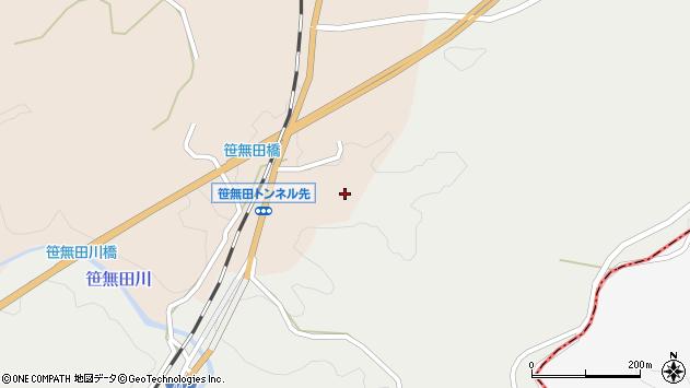 大分県竹田市三宅1852周辺の地図