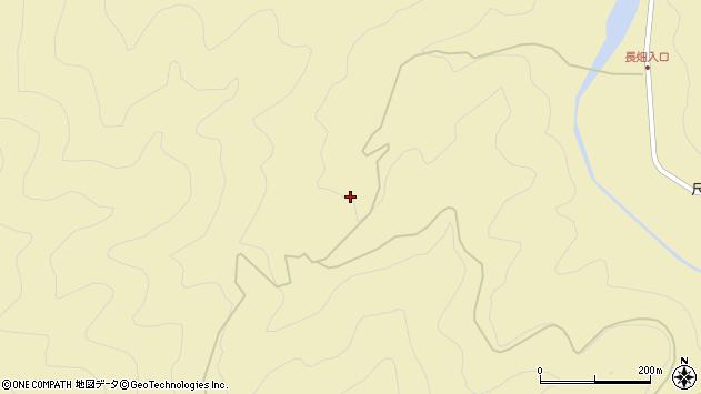 大分県佐伯市弥生大字尺間3378周辺の地図