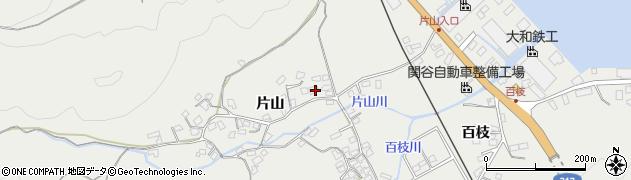 大分県佐伯市海崎1049周辺の地図