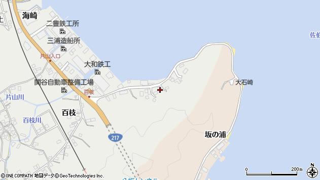 大分県佐伯市海崎112周辺の地図