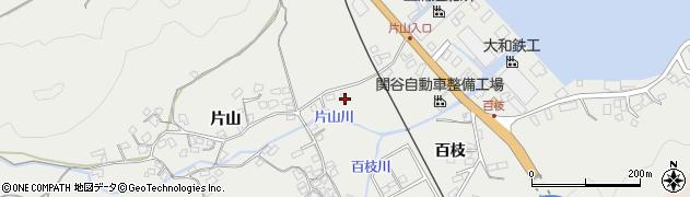 大分県佐伯市海崎864周辺の地図